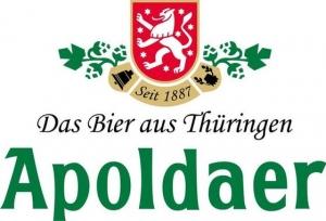 Sponsor des HSV Weimar: Vereinsbrauerei Apolda