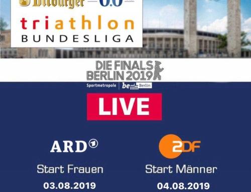 Saisonfinale der 1. Triathlon-Bundesliga