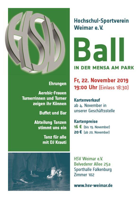 HSV-Ball 2019