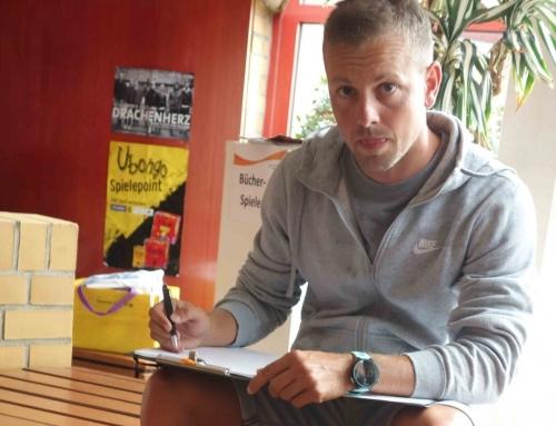 Ehrung von Tom Eismann durch die Thüringer Sporthilfe