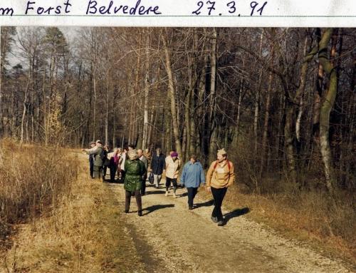30 Jahre Abteilung Wandern im Hochschulsportverein Weimar e.V.