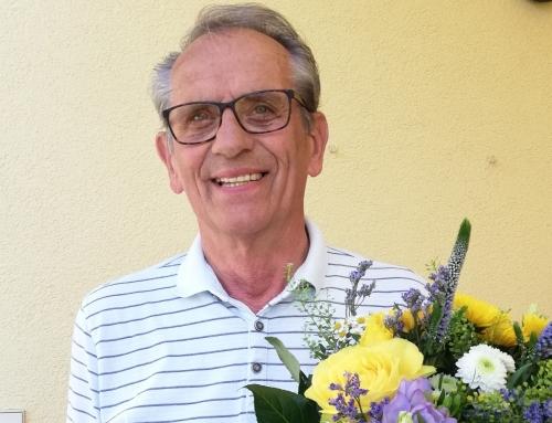 Herzlichen Glückwunsch zum 85. Geburtstag!